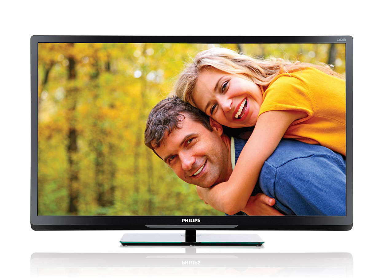 Philips 32PFL3738 81 cm (32) LED TV (HD Ready) Image