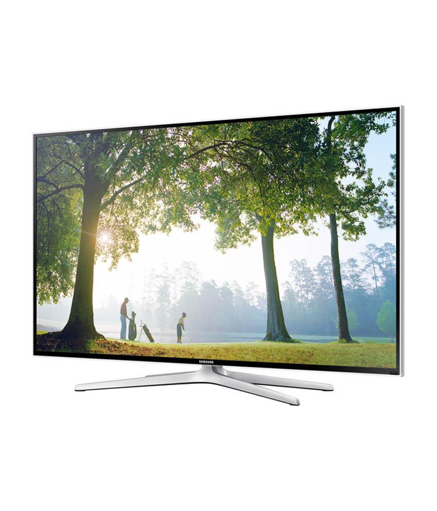 Samsung 48H6400 121.92 cm (48) LED TV (Full HD, 3D, Smart) Image