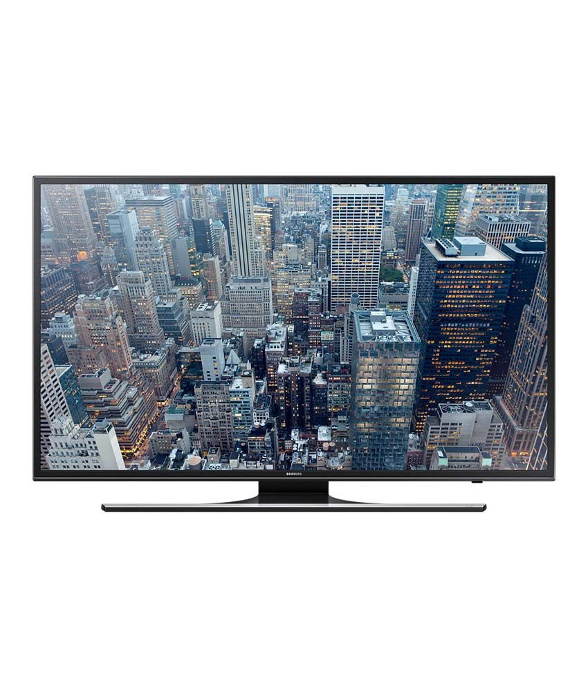 Samsung 48JU6470 121 cm (48) LED TV (Ultra HD (4K), Smart) Image