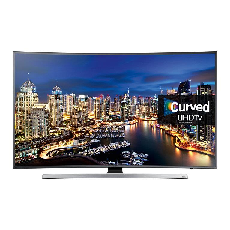Samsung 48JU6670 121 cm (48) LED TV (Ultra HD (4K), Smart) Image