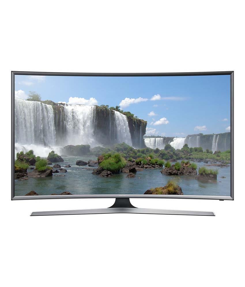 Samsung 55J6300 139 cm (55) LED TV (Full HD, Smart, Curved) Image