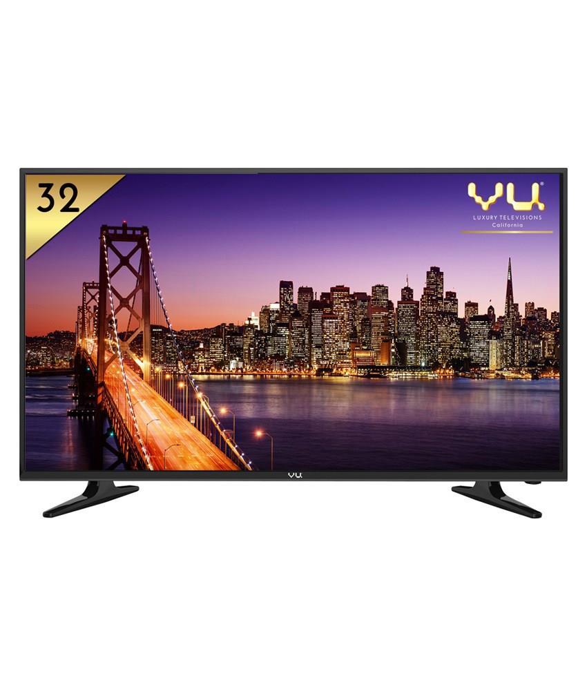 Vu 32K160MREVD 80 cm (32) LED TV (HD Ready) Image