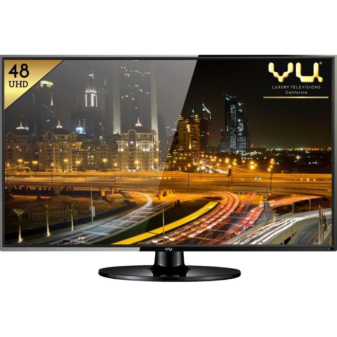 Vu 48D6455 122 cm (48) LED TV (Ultra HD (4K), Smart) Image