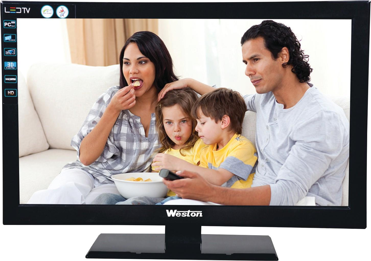 Weston LED2200 56 cm (22) LED TV (HD Ready) Image