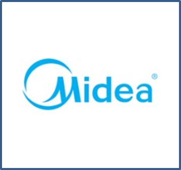 Midea FLAIR X 1.5 Ton 3 Star Split AC Image