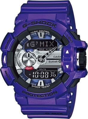 Casio G558 G Shock Analog Digital Watch Image