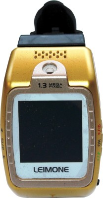 Leimone Watch Gold Smartwatch Image