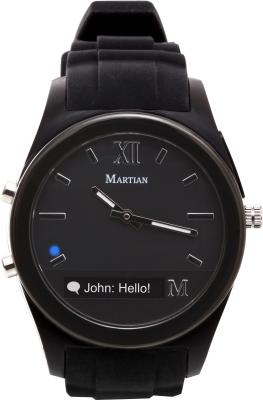 Martian MN200BBB Notifier Analog Watch Smartwatch Image