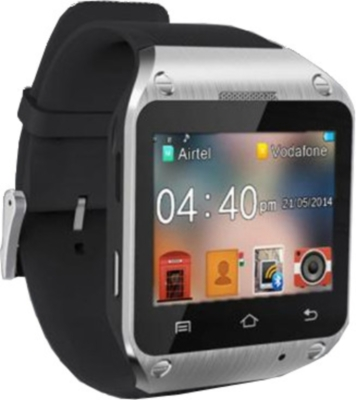 Spice Smart Pulse M 9010 Smartwatch Image