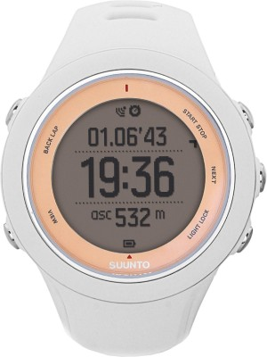 Suunto SS020672000 Ambit3 Sport HR Digital Smartwatch Image