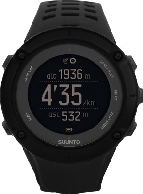 Suunto SS020677000 Ambit3 Peak Digital Smartwatch Image
