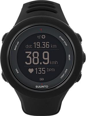 Suunto SS020681000 Ambit3 Sport Digital Smartwatch Image