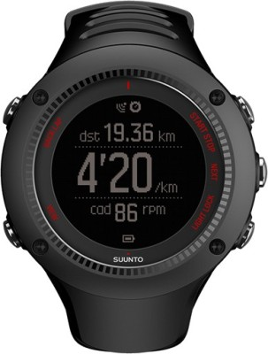 Suunto SS021256000 Ambit3 Run Digital Smartwatch Image