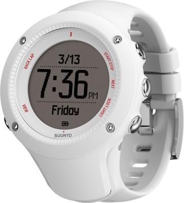 Suunto SS021259000 Ambit3 Run HR Digital Smartwatch Image