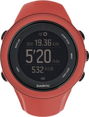 Suunto SS021469000 Ambit3 HR Sport Digital Smartwatch Image
