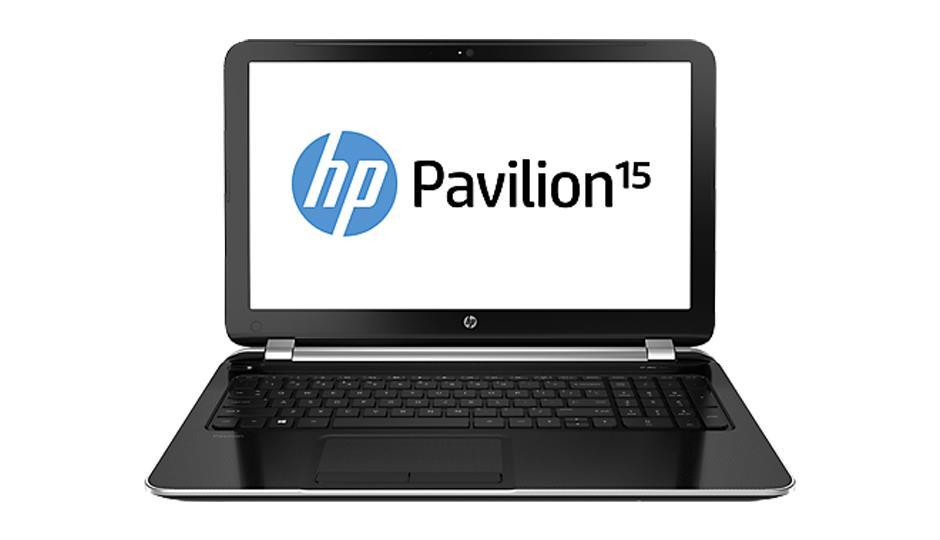 HP Pavilion 15 p017TU Laptop Image