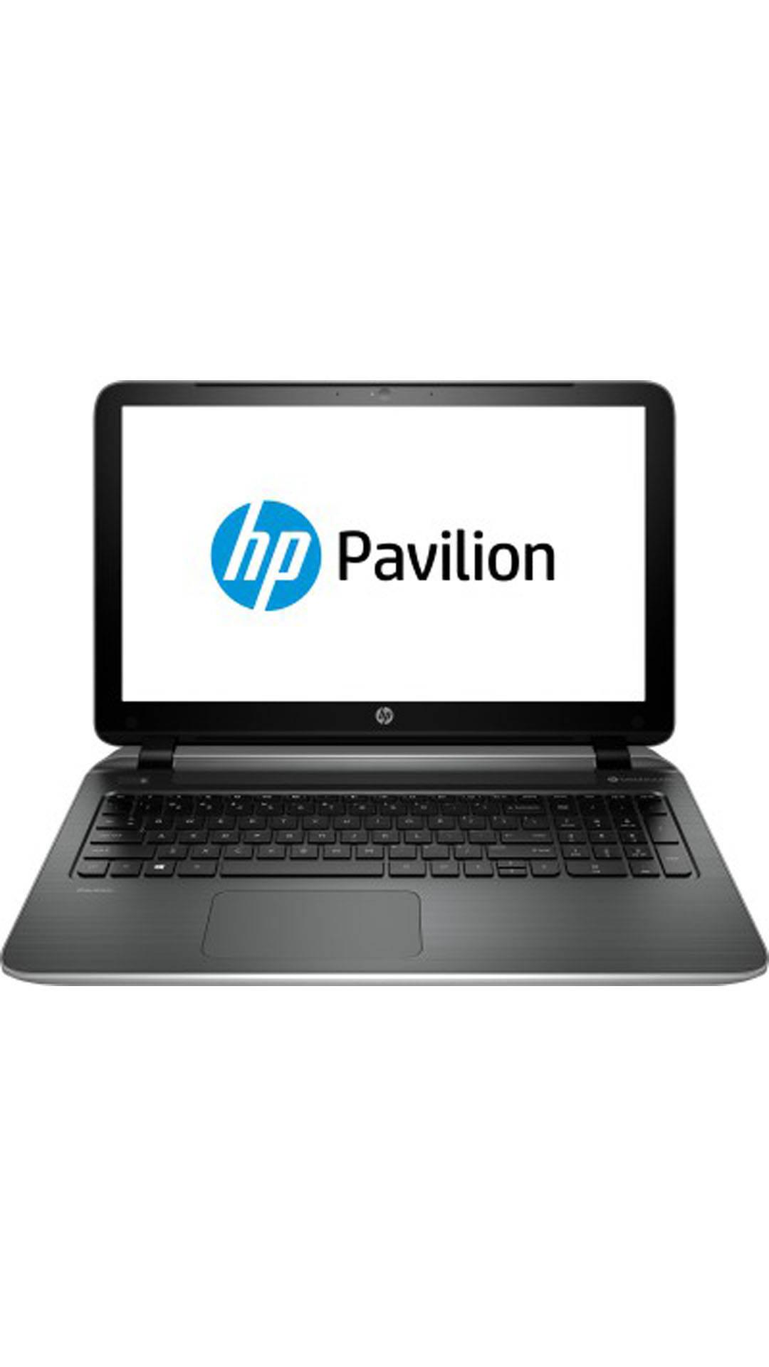 HP Pavilion 15 p201TU Notebook (K8U11PA) Image