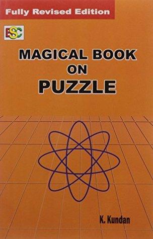 Magical Book On Puzzle - K. Kundan Image