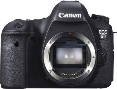 Canon EOS 6D DSLR Camera Image
