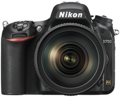 Nikon (Body With 24120mm VR Lens) SLR Camera Image