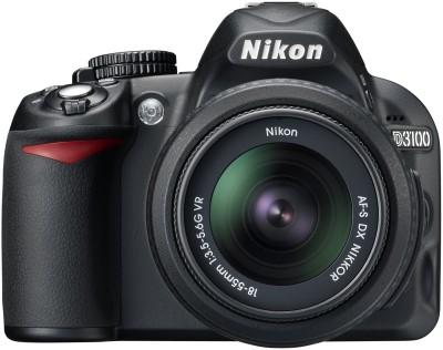 Nikon D3100 DSLR Camera Image