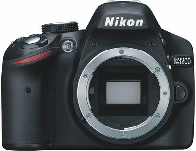 Nikon D3200 DSLR Camera Image