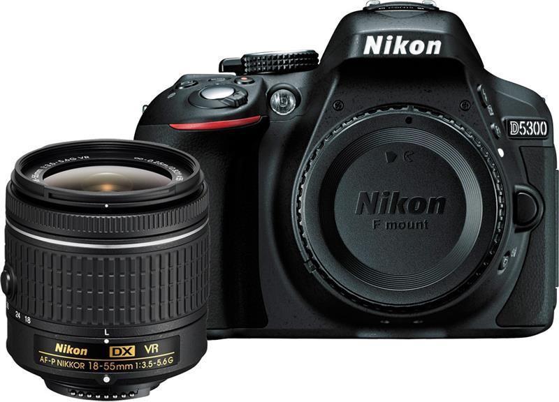 Nikon D5300 DSLR Camera  Image