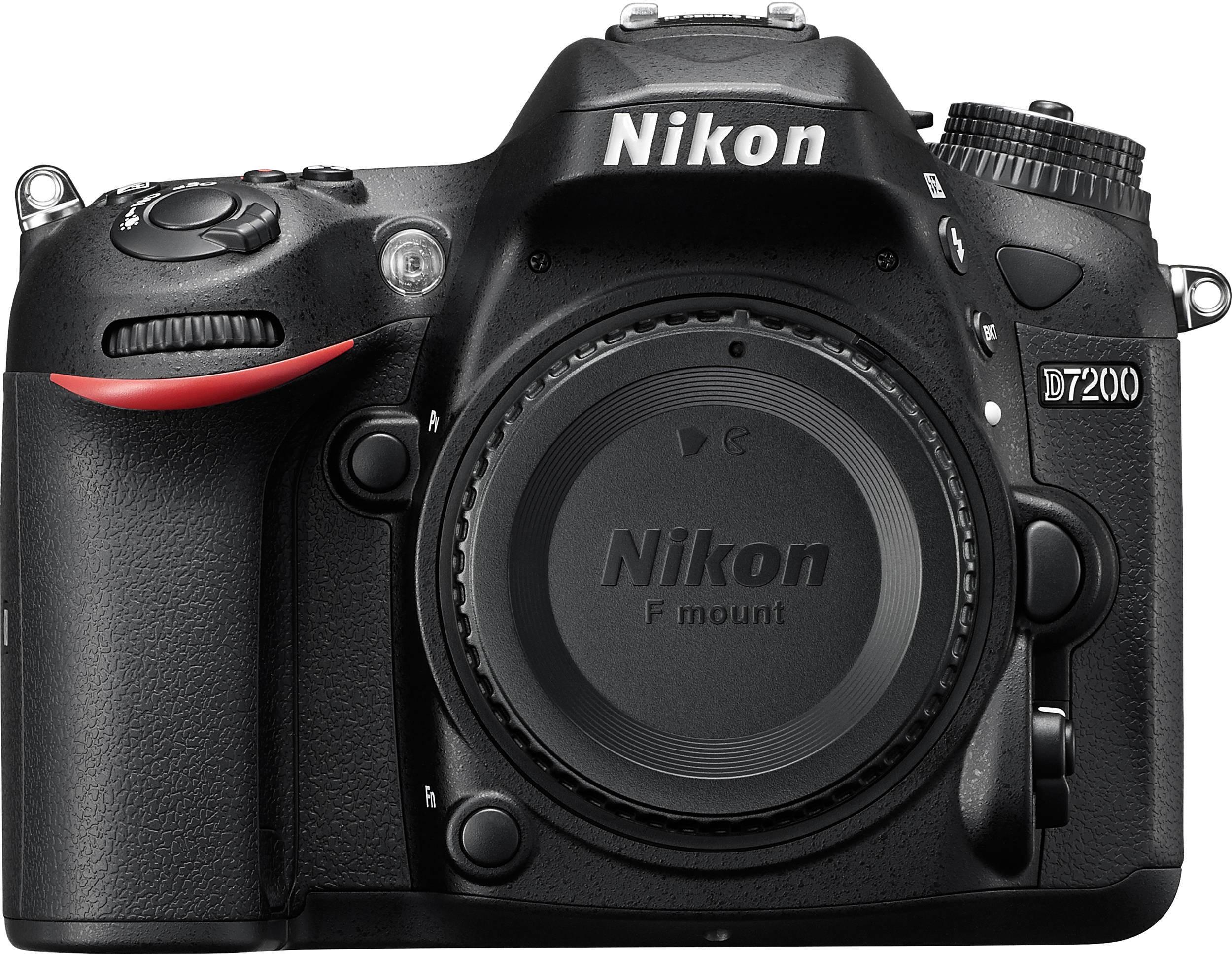Nikon D7200 DSLR Camera Image