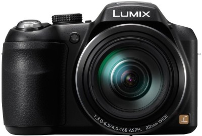 Panasonic Lumix DMCLZ40 Point & Shoot Camera Image