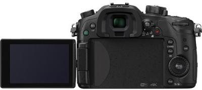 Panasonic SLR DmcGh4a (Body With 1235mm Lens) Image