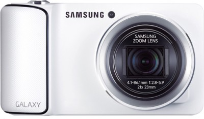Samsung GC100 Galaxy Point & Shoot Camera Image