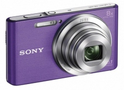 Sony Cybershot DSCW830/VC E32 Point & Shoot Camera Image