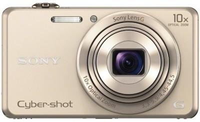 Sony Cybershot DSCWX220/NC E32 Point & Shoot Camera Image