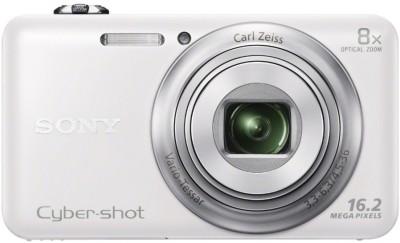 Sony Cybershot DSCWX80 Point & Shoot Camera Image