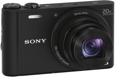 Sony DSCWX350 Point & Shoot Camera Image