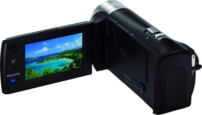 Sony HDRPJ410 Camcorder Camera Image