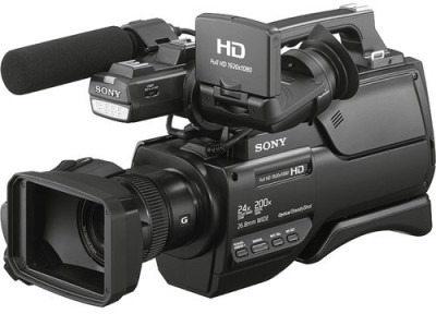 Sony Professional HxrMc2500 Camcorder Camera Image