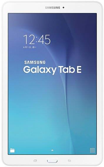 Samsung Galaxy Tab E Image
