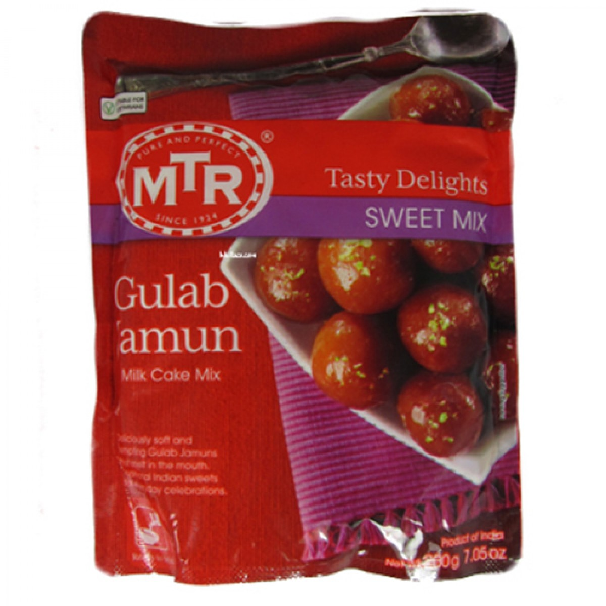 MTR Instant Gulab Jamun Mix Image