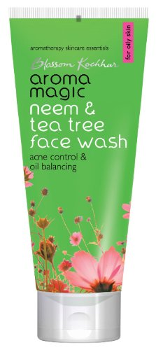 Aroma Magic Neem and Tea Tree Face Wash Image