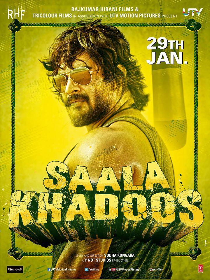 Saala Khadoos Image