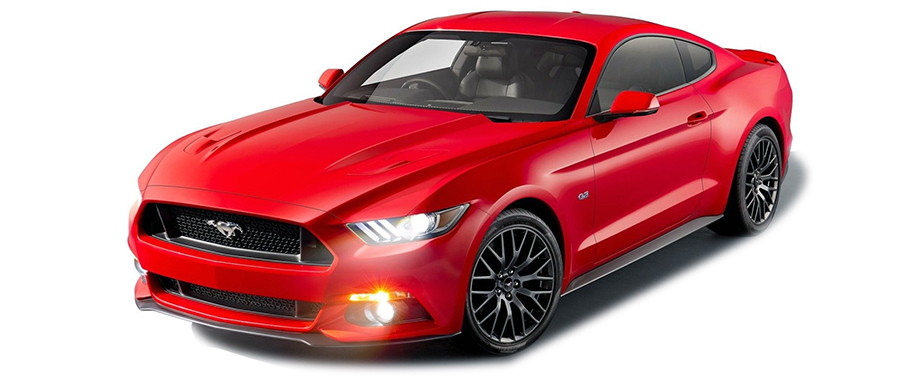 Ford Mustang 2016 Image
