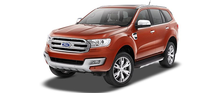Ford Endeavour 2016 Image
