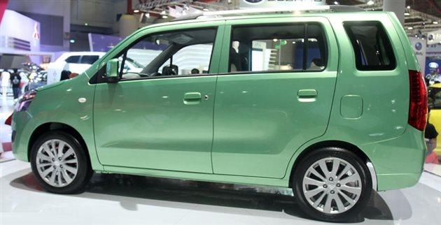 Maruti Suzuki Wagon R MPV Image