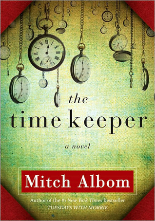 The Time Keeper - Mitch Albom Image