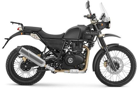 Royal Enfield Himalayan Photos Images And Wallpapers