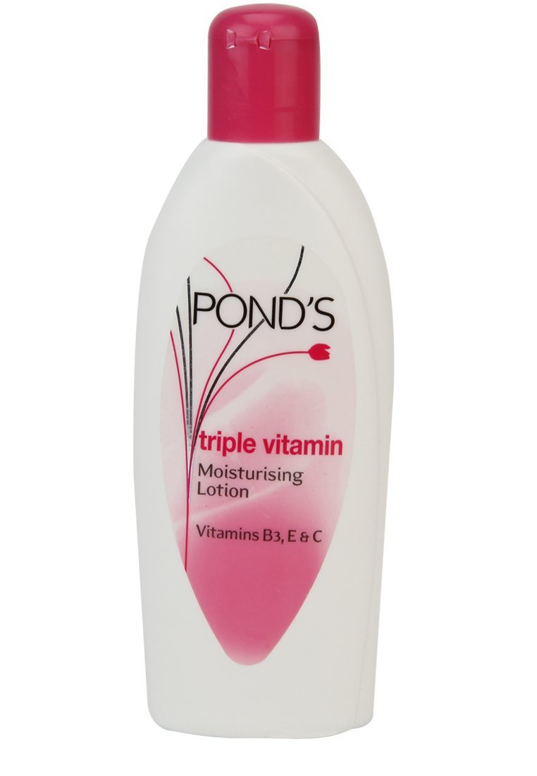 Ponds Triple Vitamin Moisturising Lotion Image