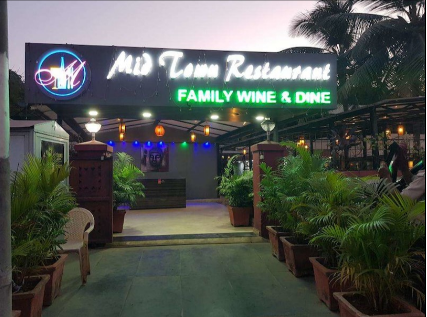 Midtown Family Wine And Dine - Bhayandar - Thane Image