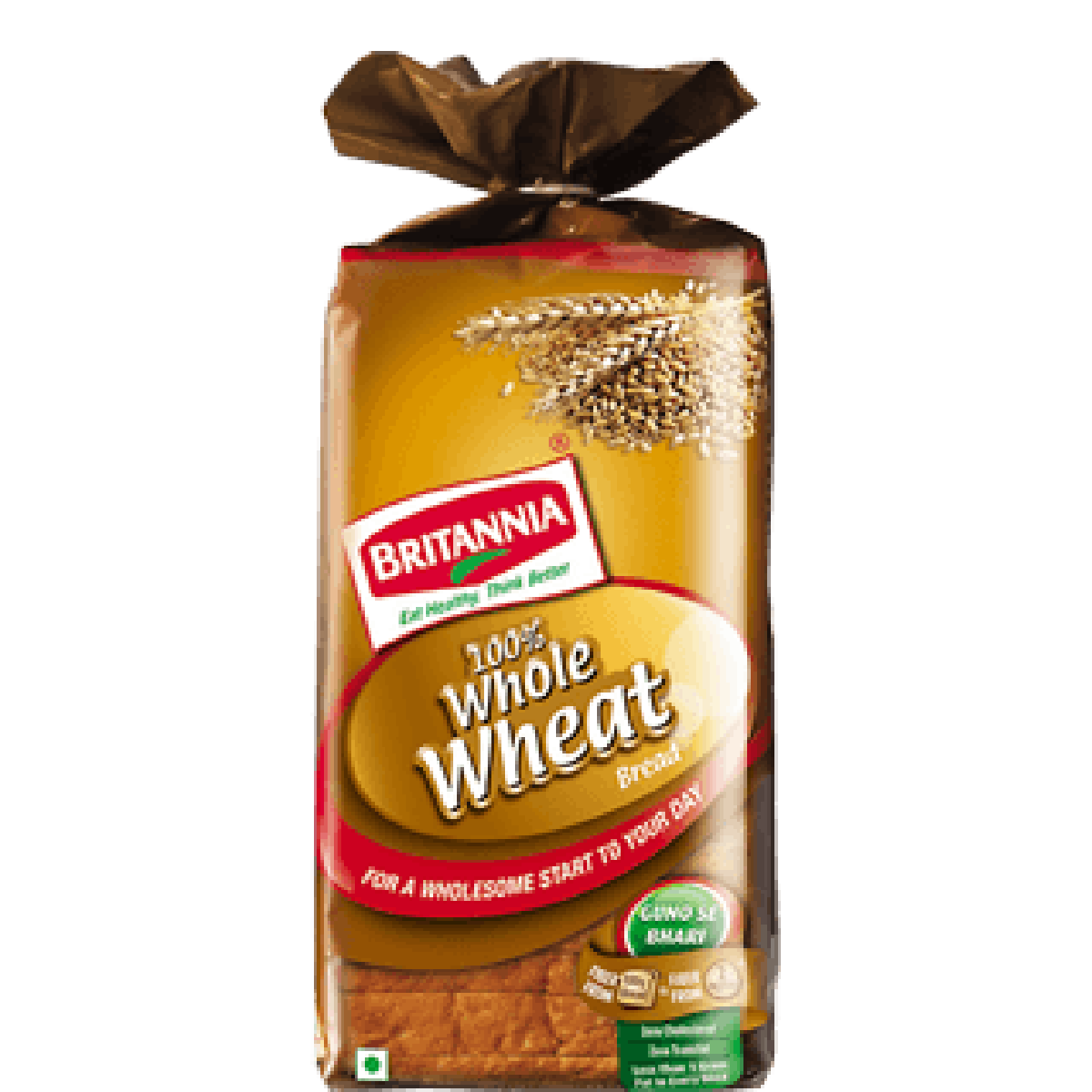 Amul Whole Wheat Bread Image