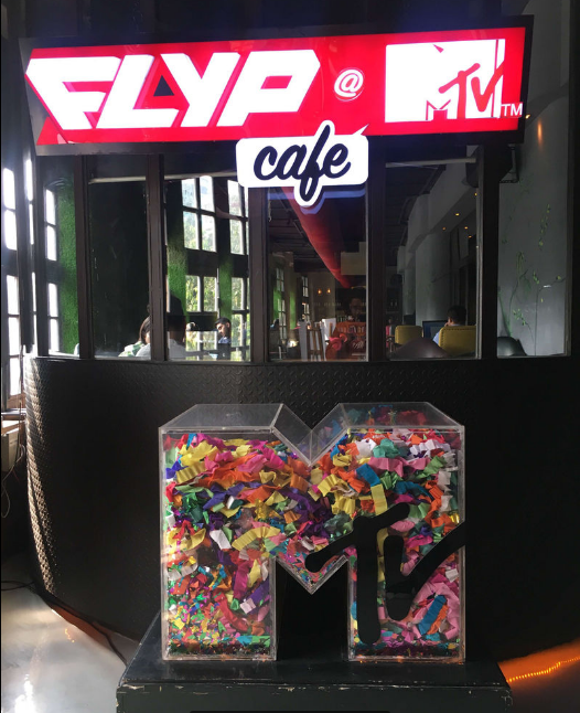 FLYP@MTV - Connaught Place - New Delhi Image